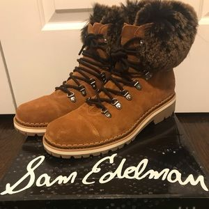 72dbecdbe Sam Edelman Shoes - Sam Edelman Bowen Hiking Boots